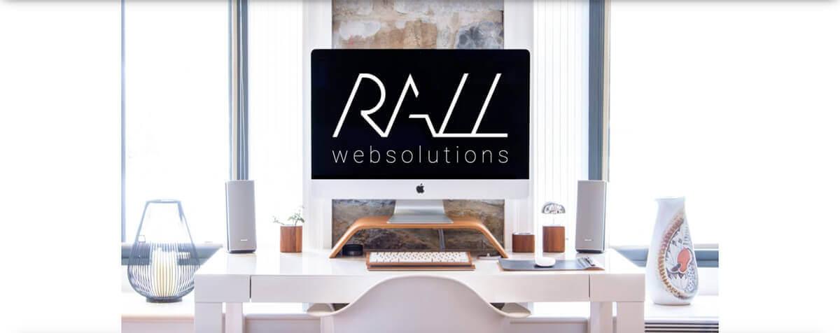 Rall Websolutions Banner